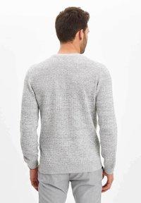 DeFacto - Jersey de punto - grey - 2
