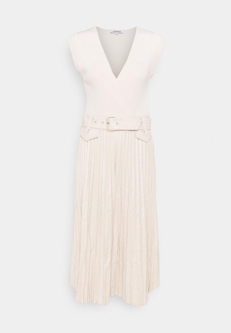Morgan - Day dress - ivoire