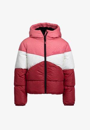 MET CAPUCHON - Winter jacket - pink
