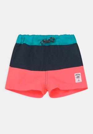 NMMZOOM SWIM  - Swimming shorts - neon coral
