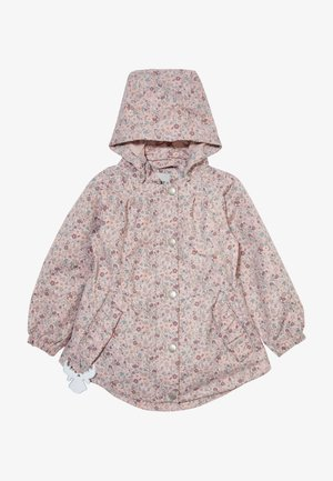 ELMA - Hardshell jacket - rose