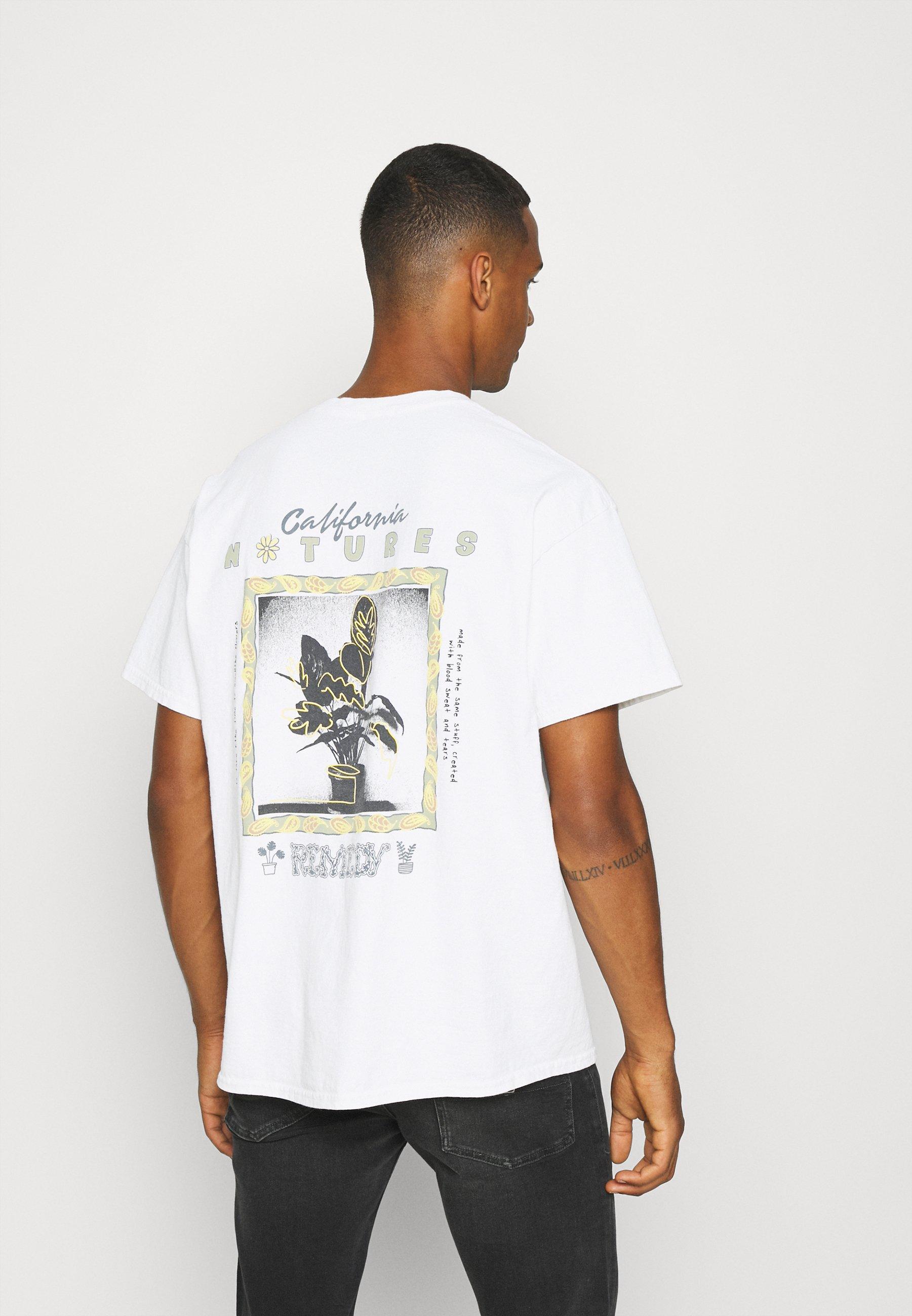 Femme NATURE REMEDY TEE UNISEX  - T-shirt imprimé