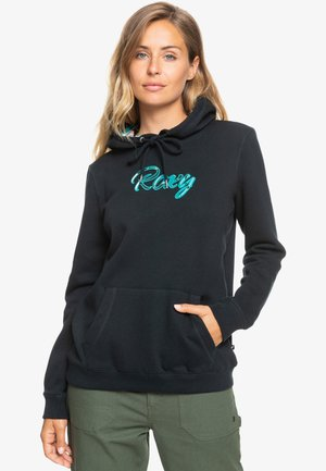 RIGHT ON TIME - Sweatshirt - anthracite