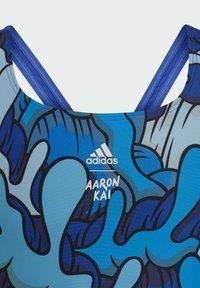 adidas Performance - AARON KAI  - Swimsuit - blue - 1