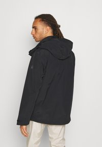 Jack Wolfskin - PEAKS  - Hardshell jacket - black - 2