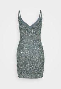 Lace & Beads - GRAISON MINI DRESS - Cocktail dress / Party dress - teal - 1