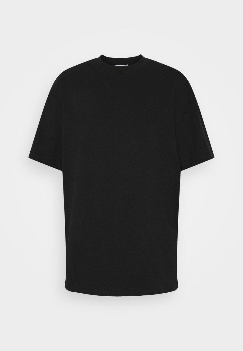 Weekday GREAT - T-Shirt basic - black/schwarz hArPfC