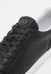 Bogner - NIZZA - Sneakersy niskie - black/white - 5