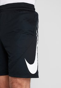 Nike Performance - SHORT - Urheilushortsit - black/white - 4