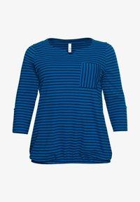 Sheego - Long sleeved top - lagune - 4