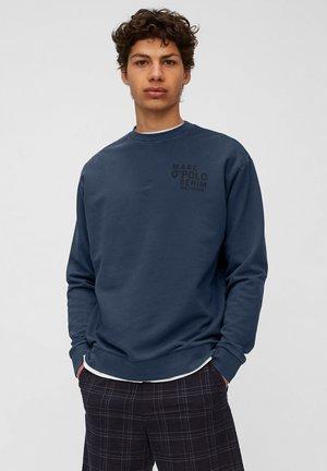 Sweater - blue night sky