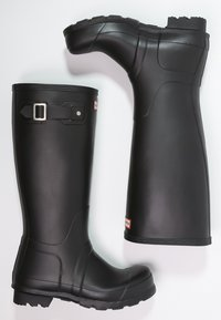 Hunter ORIGINAL - ORIGINAL TALL - Regenlaarzen - black - 1
