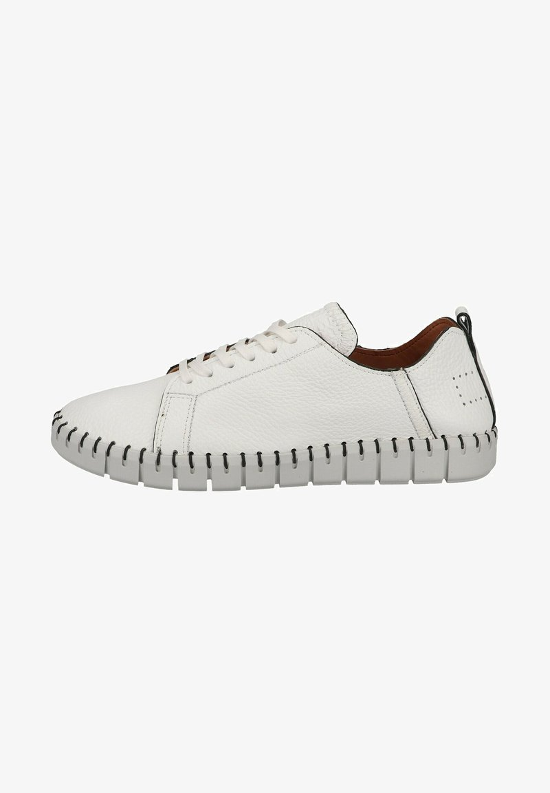 Shabbies Amsterdam - Chaussures à lacets - white