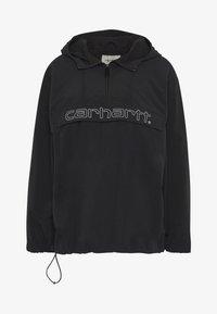 Carhartt WIP - SCRIPT - Windbreaker - black/white - 5