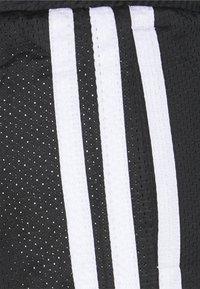 adidas Performance - SUMMER BASKETBALL PRIMEGREEN SHORTS - Sportovní kraťasy - black - 2