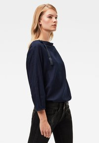 G-Star - GATHERED NECK - Blouse - rinsed - 2