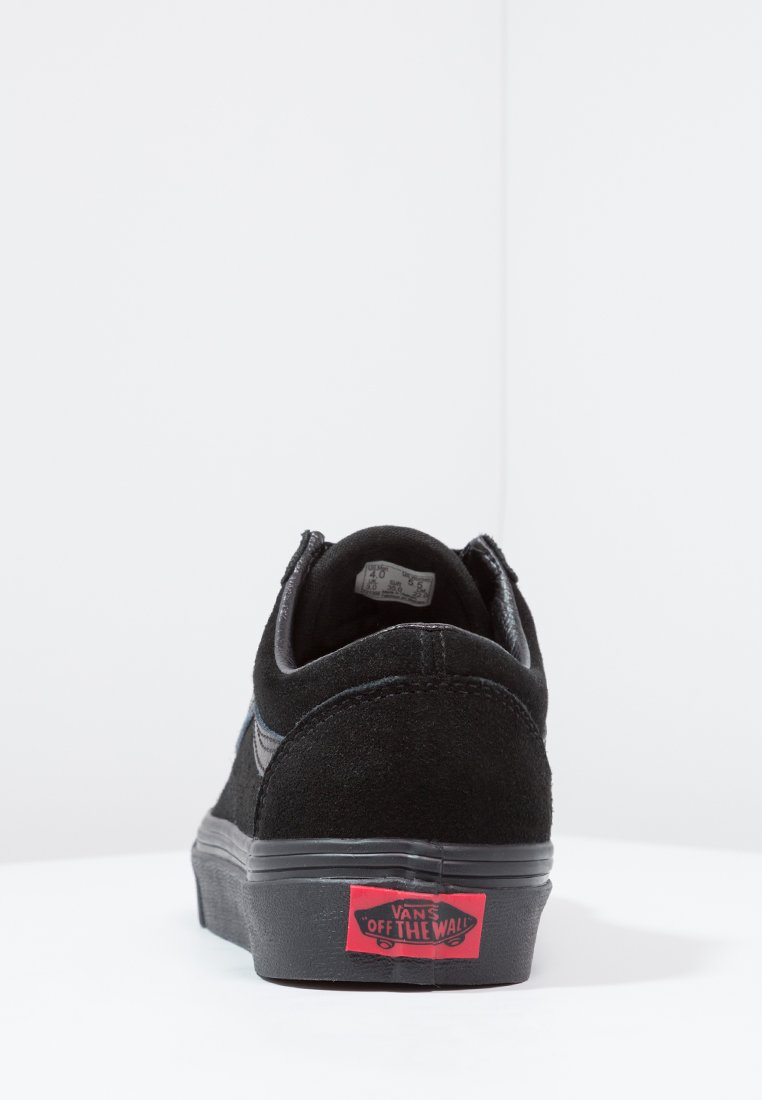 UA OLD SKOOL - Baskets basses - black