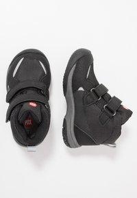 Pax - UNISEX - Hiking shoes - black - 0