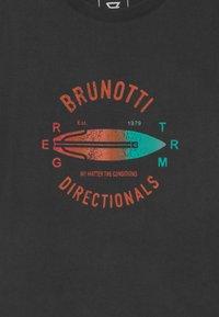 Brunotti - TIM - Triko spotiskem - titanium - 2