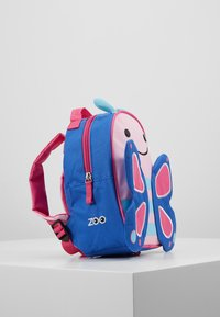 Skip Hop - LET BACKPACK BUTTERFLY - Reppu - pink - 4