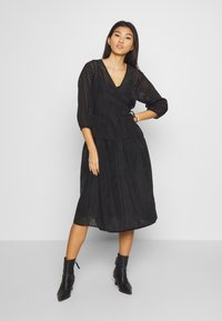 Love Copenhagen - MIALC DRESS - Day dress - pitch black - 1