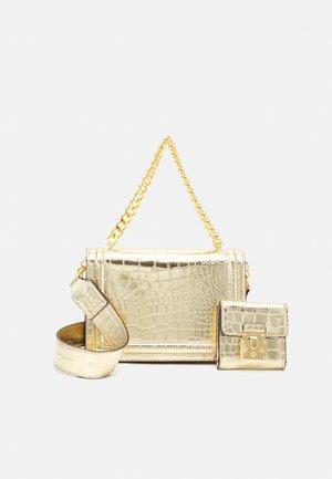 QIEMAR SET - Handbag - gold-coloured