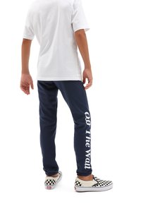 Vans - BY FREQUENCY  - Tracksuit bottoms - dress blues - 1
