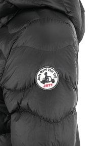 JOTT - CORY - Gewatteerde jas - black - 4