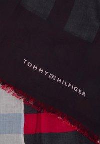 Tommy Hilfiger - STRIPE MIX SCARF - Scarf - blue - 3