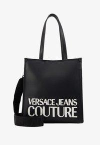 Versace Jeans Couture - MACRO LOGO - Sac à main - black - 1