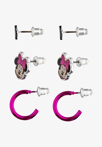 Ohrringe - pink