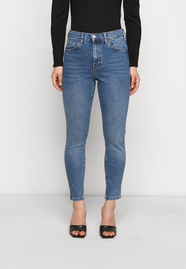 JAMIE CLEAN - Jeans Skinny - blue denim
