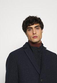 Esprit Collection - COAT - Classic coat - dark blue - 4
