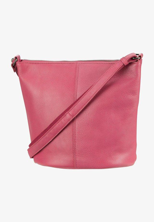 ZOOM - Sac bandoulière - dark pink
