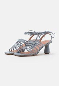 MAX&Co. - ESTRELLA - Sandals - light grey - 2