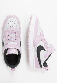 Nike Sportswear - COURT BOROUGH - Sneakers laag - photon dust/off noir/iced lilac/white - 0
