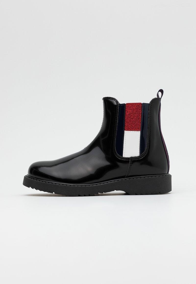 Tommy Hilfiger - Kotníkové boty - black