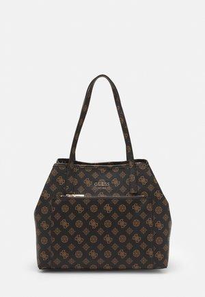 VIKKY ROO TOTE SET - Handbag - mocha