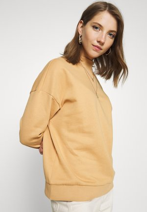 VMLUCY  - Sweatshirt - tan