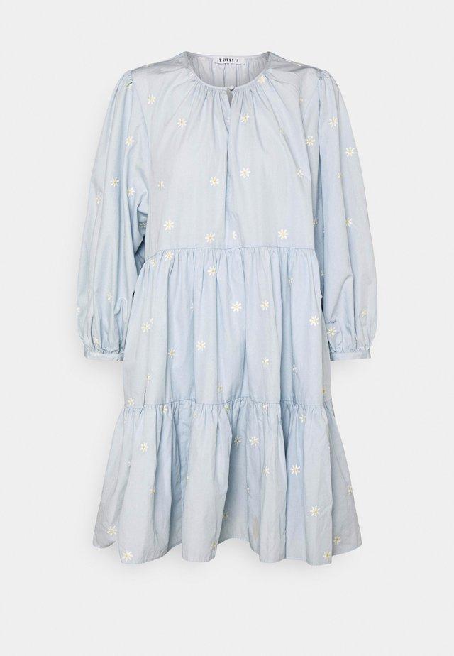 JOANNA DRESS - Day dress - light blue