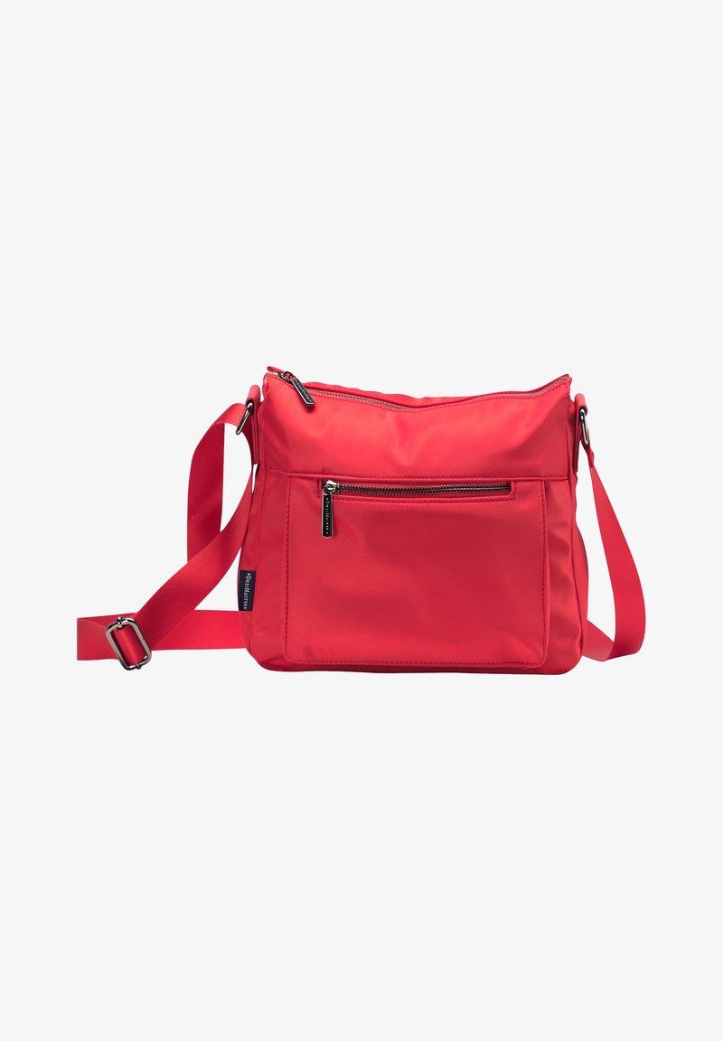 DreiMaster - Across body bag - red