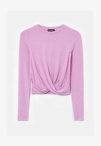 TALLY WEiJL - Long sleeved top - purple - 4