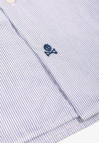 Scalpers - Formal shirt - blue stripes - 3