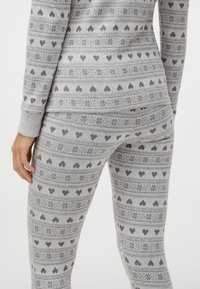 OYSHO - Bas de pyjama - light grey - 4