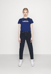 Levi's® - HIGH WAISTED TAPER - Jeansy Relaxed Fit - bruised ego - 1