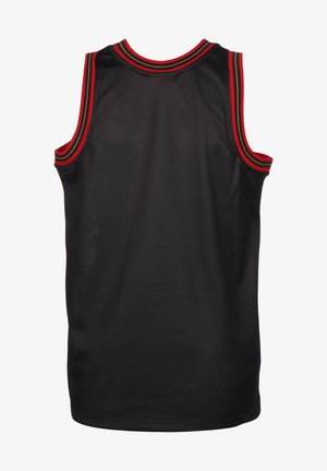 TANKTOP BIG FACE SIXERS - Toppe - black