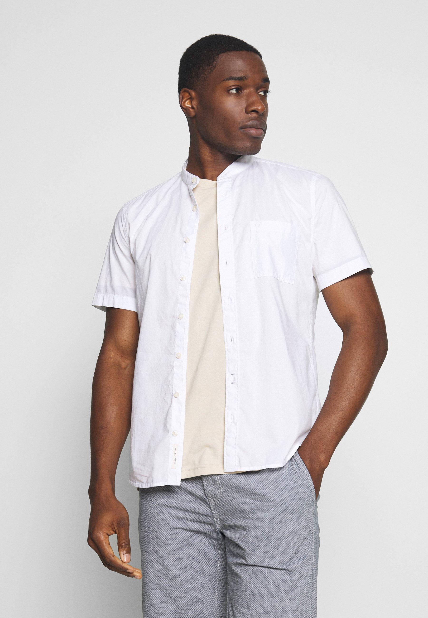 Best Price Men's Clothing Marc O'Polo Shirt white 0vCM7lnn1