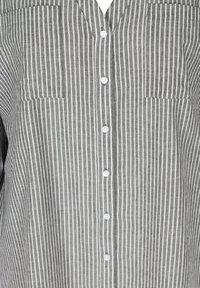 Zizzi - Blouse - black stripe - 5