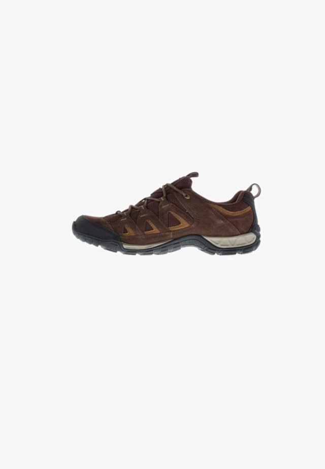 Chaussures de course - dark brown