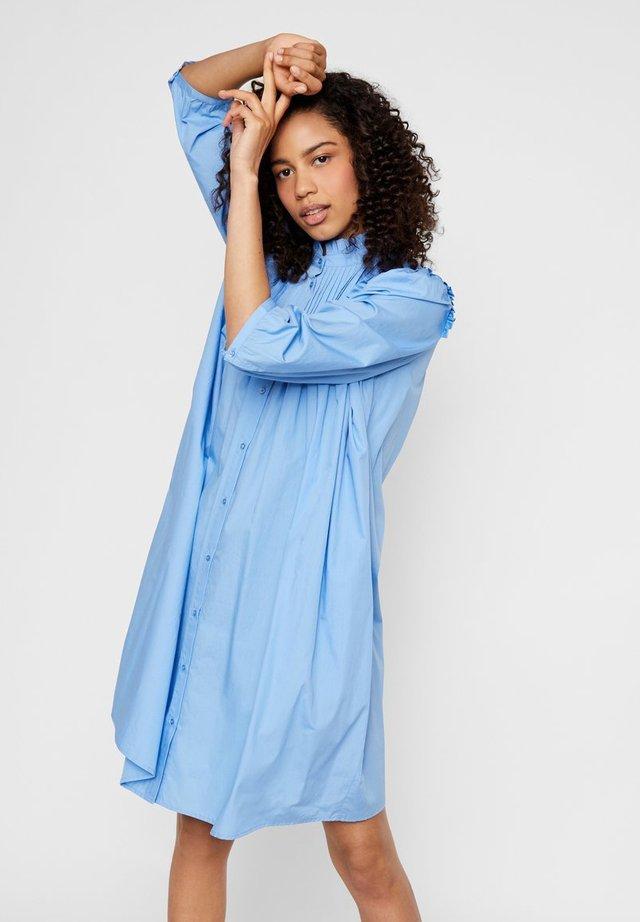 YASROBBIA - Shirt dress - della robbia blue